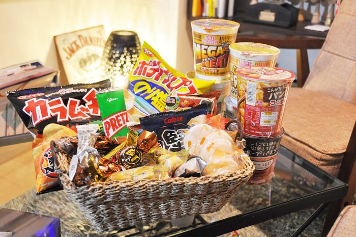 町田店のお菓子
