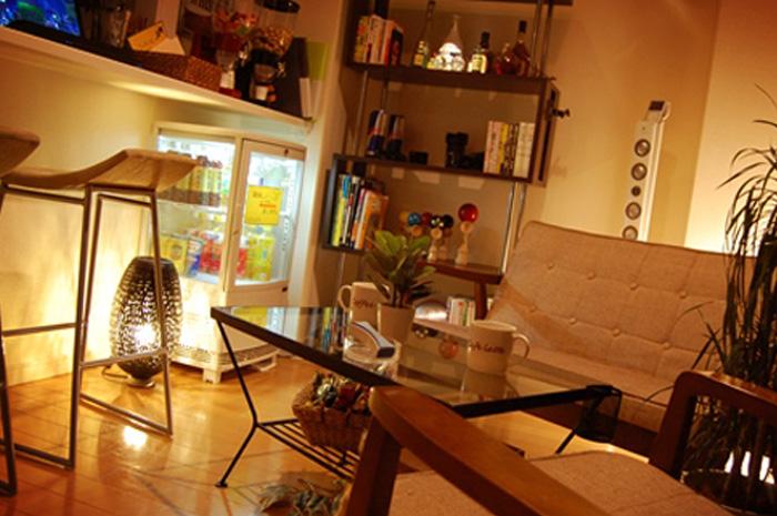 町田店休憩所の写真