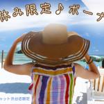 夏限定ボーナスイメージ